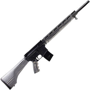 "Alexander Arms Classic Hunter .50 Beowulf AR-15 Semi Auto Rifle 16.5"" Threaded Barrel 7 Rounds Pepper Wood Laminate Furniture Black Finish"
