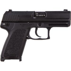 "H&K USP Compact V1 Semi Auto Pistol .40 S&W 3.58"" Barrel 12 Rounds Polymer Frame Black M704031-A5"