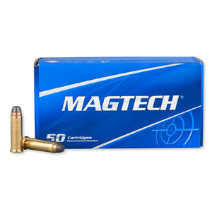 Magtech .38 Special Ammunition 50 Rounds SJSP 158 Grains 38C