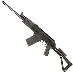 "Molot VEPR 12 Gauge Semi Auto Shotgun 3' Chamber 19"" Barrel 5 Rounds Left Side Folding Stock Black"
