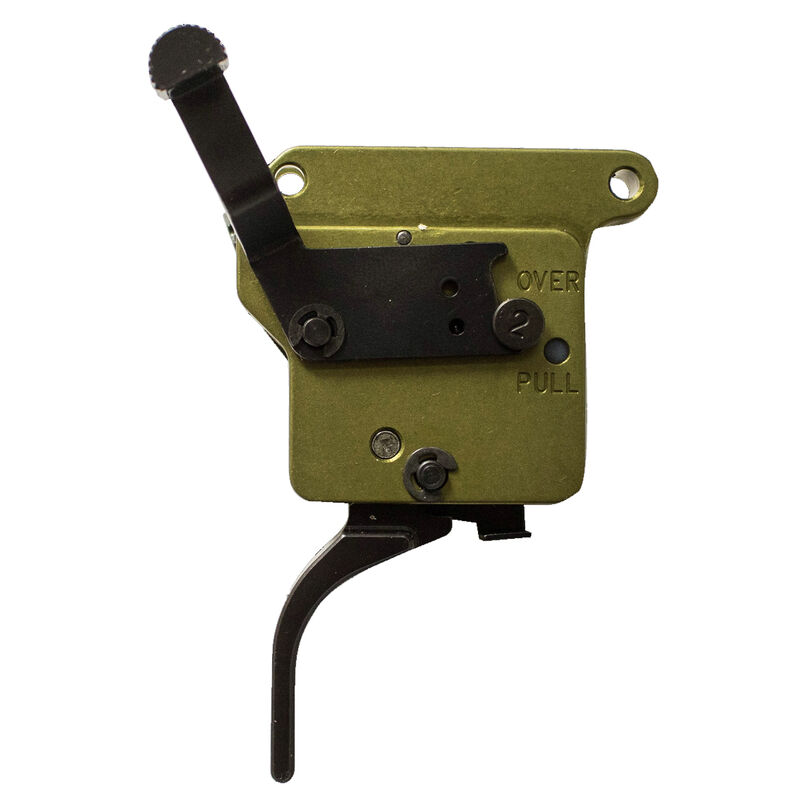 Timney Triggers Elite Hunter 510-V2 for Remington 700 Right Hand Rifles Aluminum Housing Black