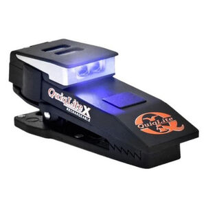 QuiqLitePro Hands-free LED, 10 lumens 3 Modes, White/Blue LED