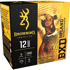 """Browning 12 Gauge Ammunition 25 Rounds 3"""" 1-5/8 oz. #5 Shot"""