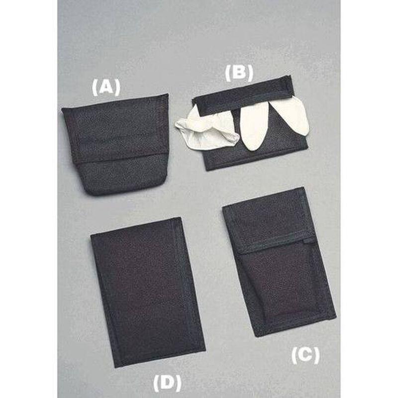 Emergency Medical International Deluxe Glove Case Cordura Black 603