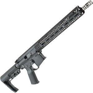 "2A Armament Balios Lite BLR-16 Gen-2 AR-15 Semi Auto Rifle 5.56 NATO 16"" Barrel M-LOK Handguard MFT Stock Black"