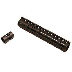 "Noveske NSR AR-15 Free Float Handguard 11"" M-Lok Aluminum Black 05000561"