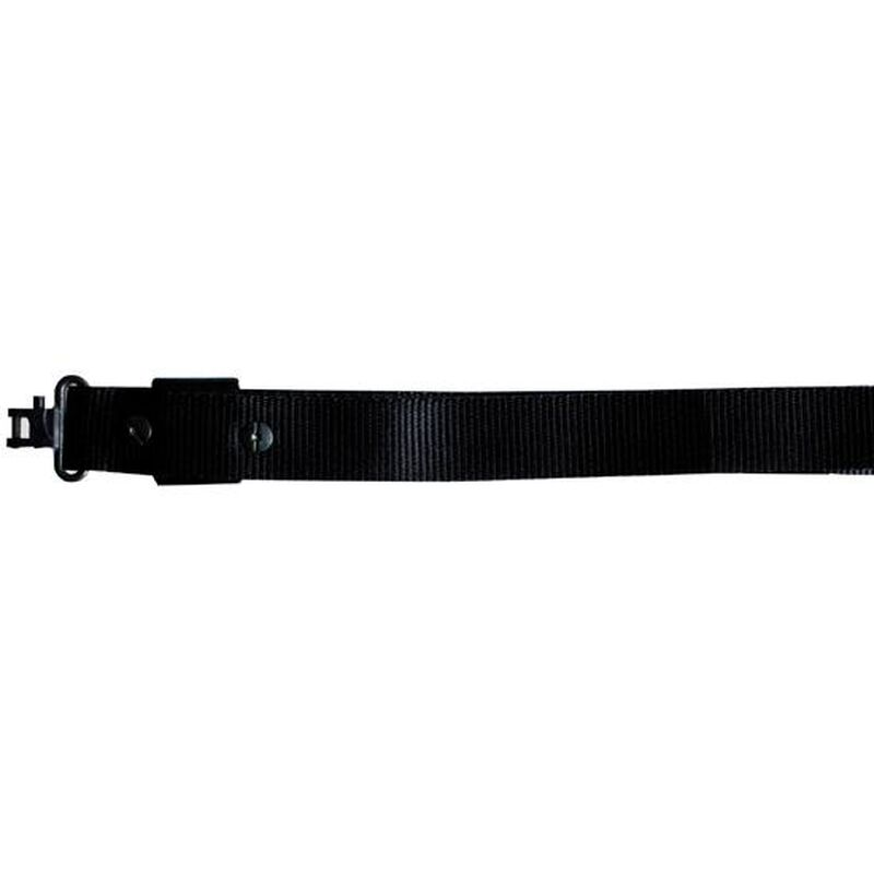 Outdoor Connection Super Sling with Talon Swivels Mil Spec Webbing Black