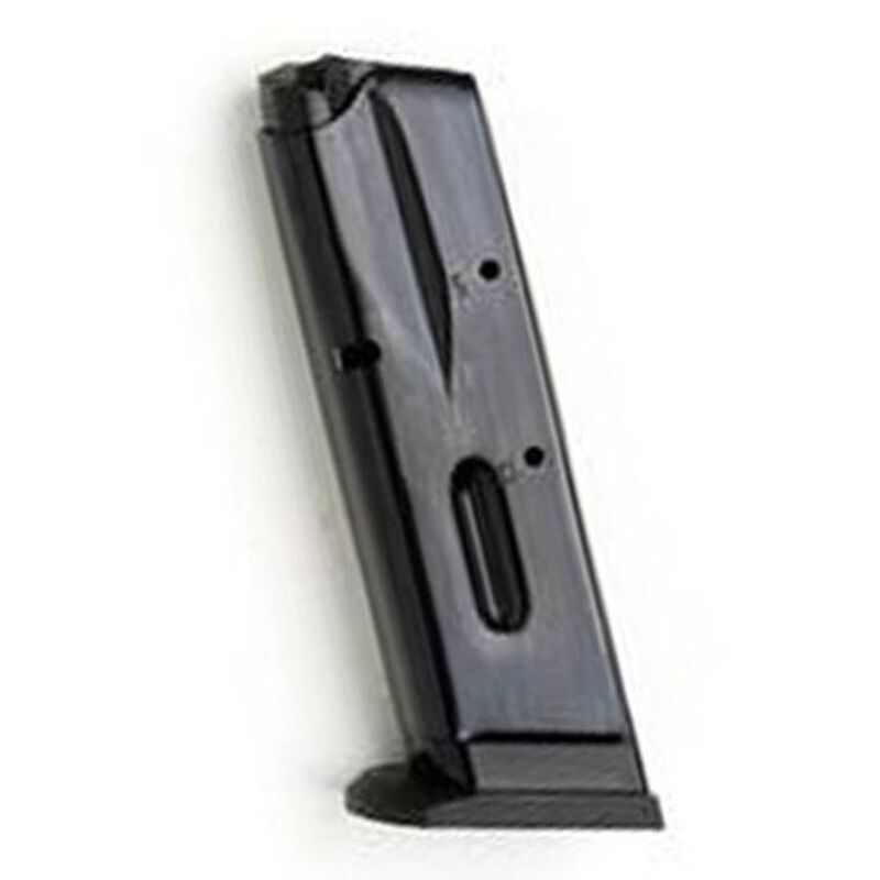 CZ-USA 75 Compact 10 Round Magazine 9mm Steel Blued