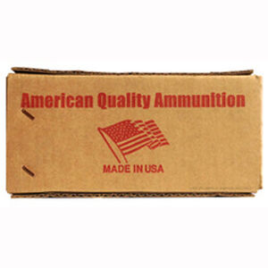 American Quality .22 WMR Ammunition 500 Rounds JHP 40 Grain