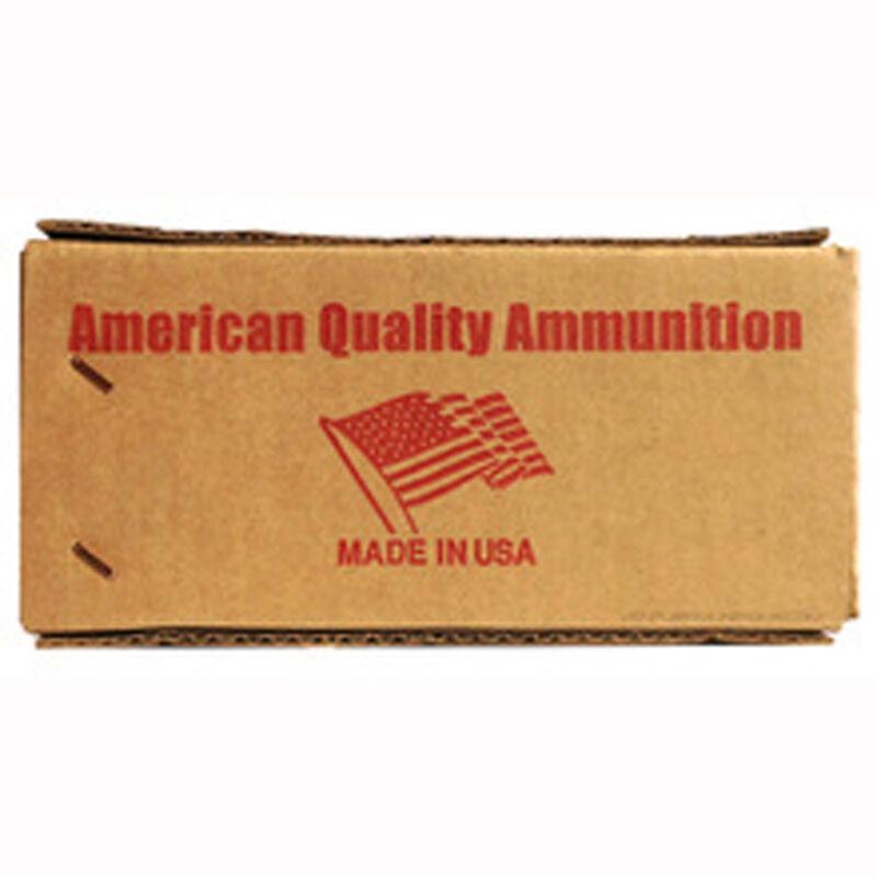 American Quality .22 WMR Ammunition 500 Rounds JHP 40 Grain