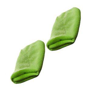Breakthrough Clean Technologies Micro Fiber Cloth Green 2 Pack