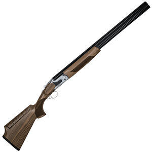 "CZ USA SCTP Sterling Over/Under Shotgun 12 Gauge 30"" Barrels 3"" Chamber 8mm Flat Vent Rib Manual Tang Safety Gloss Black Chrome"