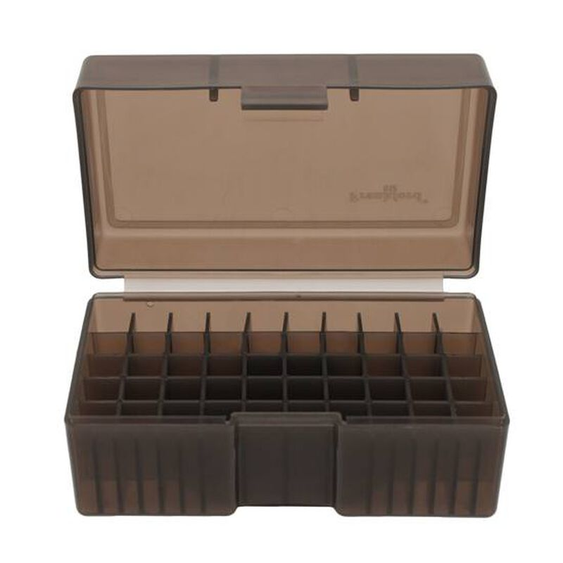 Frankford Arsenal Flip Top Ammo Box 50 Round Plastic