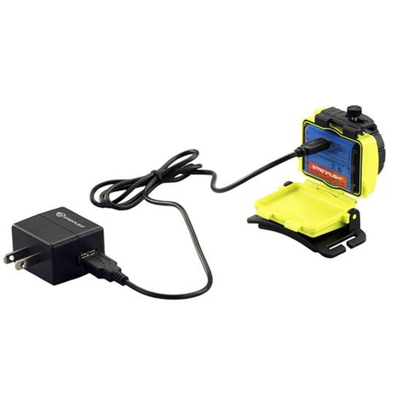 Double Clutch 120V AC Yellow
