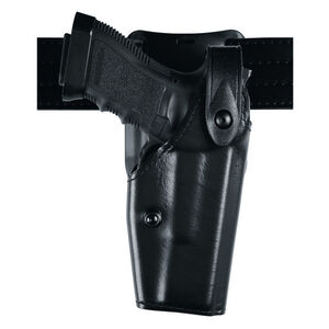 Safariland 6285 SLS Low-Ride Duty Holster Fits S&W M&P 9/40 Full Size Hardshell STX Plain Black