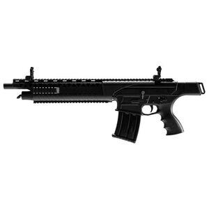 "Rock Island Armory VRF14 12 Gauge Semi Automatic Shotgun 14"" Barrel 3"" Chamber 5 Rounds Aluminum Receiver Bufferbolt System Matte Black"