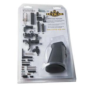Luth-AR .308 AR Complete Lower Receiver Parts Kit Matte Black