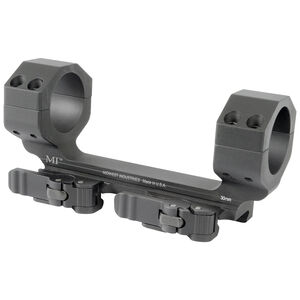 Midwest Industries 30mm Heavy Duty QD Scope Mount Zero Offset MI-QD30SMHD