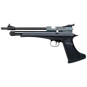 """Diana Chaser .22 Caliber CO2 Air Pistol 8.3"""" Barrel 460 fps 1 Pellet Adjustable Sights Polymer Grip Blued Finish"""