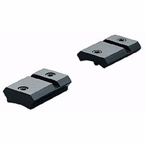 2-pc. Knight DISC Wolverine & Remington 541 Quick-Release Weaver Base Black Gloss