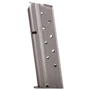Iver Johnson 1911 Full Sized and Government Magazine 9 Rounds .38 Super Steel Stainless Steel