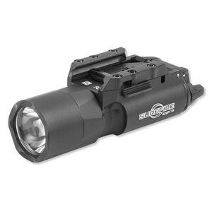 SureFire X300 Ultra Handgun Light LED 1000 Lumens 2x CR123A Batteries Ambidextrous Switch Aluminum Body Black