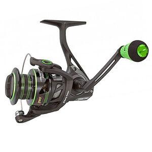 Lews Fishing Mach II Metal Speed Spin Spinning Reel 200, 6.2:1 Gear Ratio, 10 Bearings, Ambidextrous