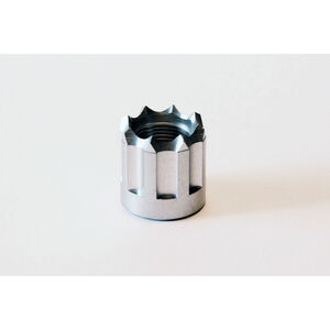 LongShot Viper Barrel Thread Protector 1/2-28 x .46 Stainless Steel