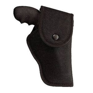 Uncle Mike's Large Frame Sidekick Hip Holster, Ruger Alaskan, Right Hand, Black