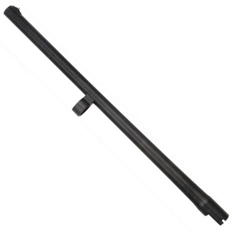 "Carlson's Remington 870 12 Gauge Barrel 18.5"" Steel, Black"