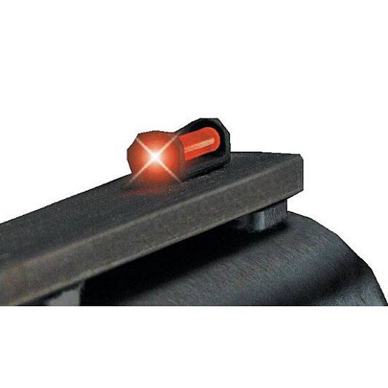 TRUGLO Long Bead Shotgun Bead Replacement Red 6-48 Thread