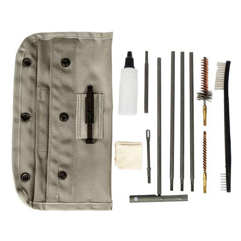 Sport Ridge  AR-15/M16 Field Cleaning Kit OCP/MC Tan/Coyote Case