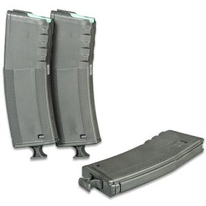 Troy Industries BattleMag AR-15 Magazine .223/5.56 30 Rounds Polymer Black 3 Pack SMAG-3PK-00BT-00
