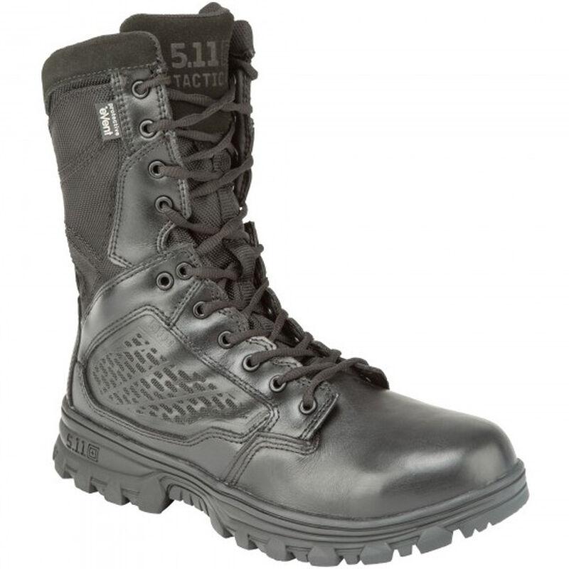 "5.11 Tactical EVO 8"" SideZip Waterproof Boot Black 10.5W"