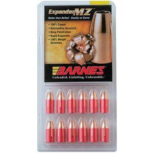 Barnes .54 Caliber Bullets 15 Projectiles Expander MZ FB SCHP 325 Grains