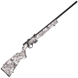 "Rossi RB22M .22 Mag Bolt Action Rimfire Rifle 21"" Barrel 5 Rounds Black/True Timber Viper Snow Camo Finish"