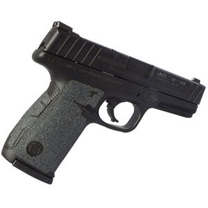 Talon Grips Adhesive Grip S&W SD 9/40 Granulated Rubber Black 708G