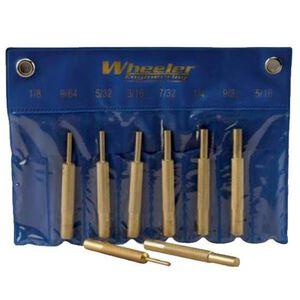 Wheeler Engineering Brass Punch Set 780-194