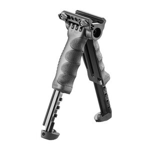 FAB Defense T-POD G2 QR Quick Release Tactical Foregrip and Bipod Black