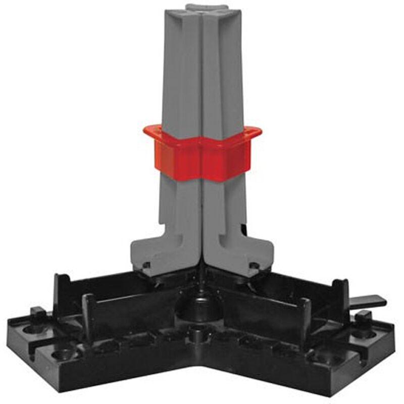 Bohning Triple Tower Fletching Jig Fletches All Three Vanes At Once
