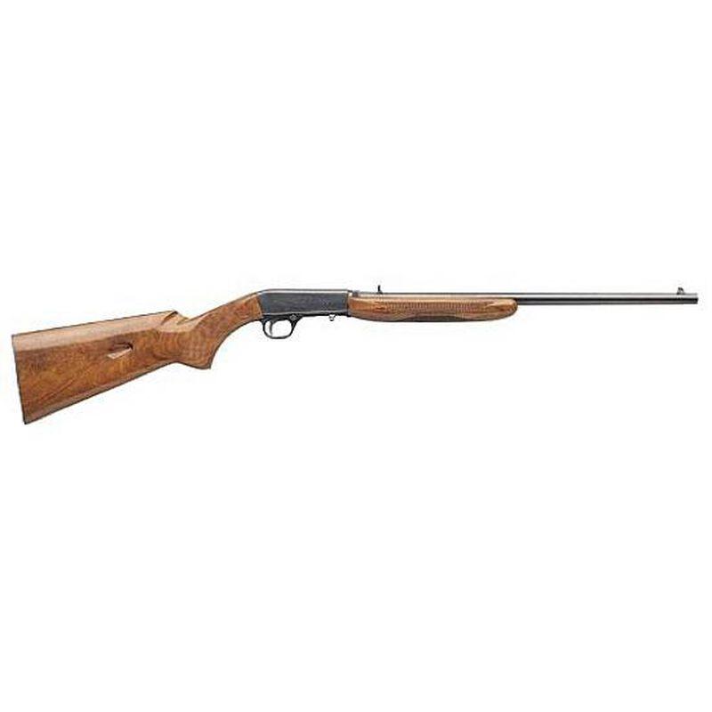 "Browning SA-22 Grade I Semi Automatic Rimfire Rifle .22 Long Rifle 19.25"" Barrel 11 Rounds Gloss Finish American Walnut Stock Polished Blued Finish"