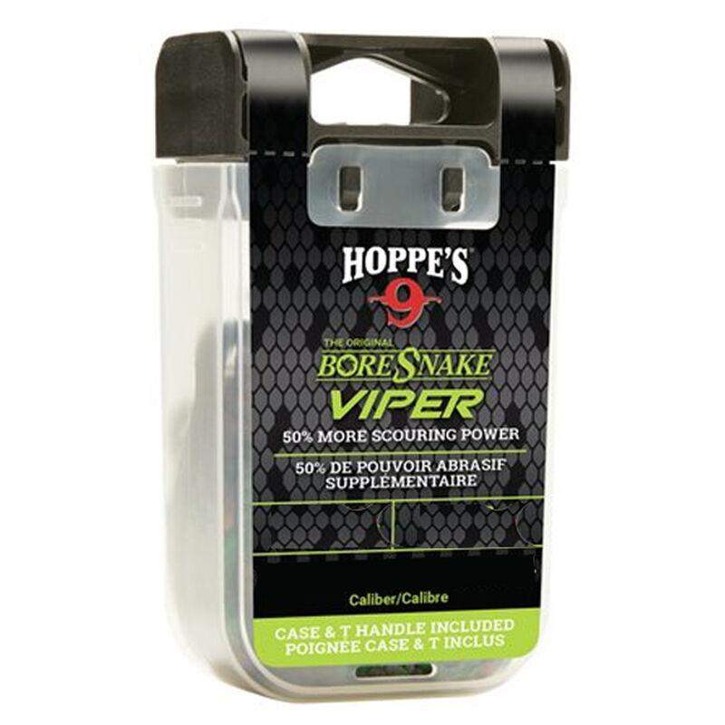 Hoppe's BoreSnake Viper Den Bore Cleaner Rifle Length  22/ 223/ 5 56  Caliber Pull Handle/Storage Case