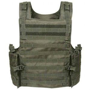 Voodoo Armor Carrier Maximum Protection Vest OD Green 20-8399004000