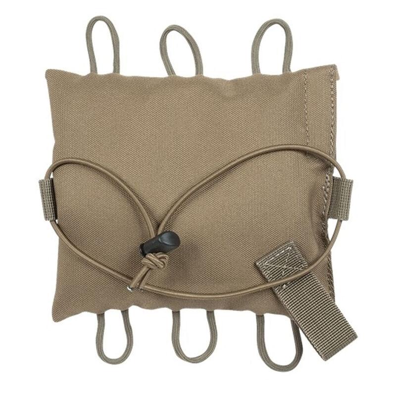 Voodoo Tactical Flat Shooter's Bean Bag Coyote