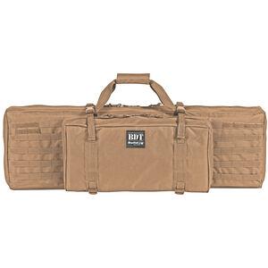 "Bulldog Cases Standard Tactical Rifle Case 38"" Nylon Tan"