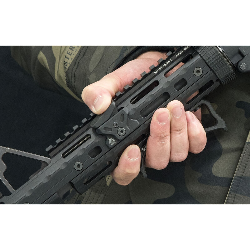 UTG M-LOK Angled Index Mount, Matte Black