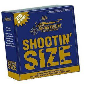 Magtech .38 Special Ammunition 250 Rounds LRN 158 Grains MP38A