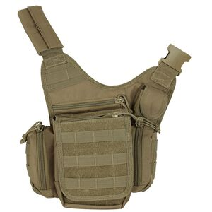 Voodoo Tactical Ergo Pack Shoulder Bag Coyote