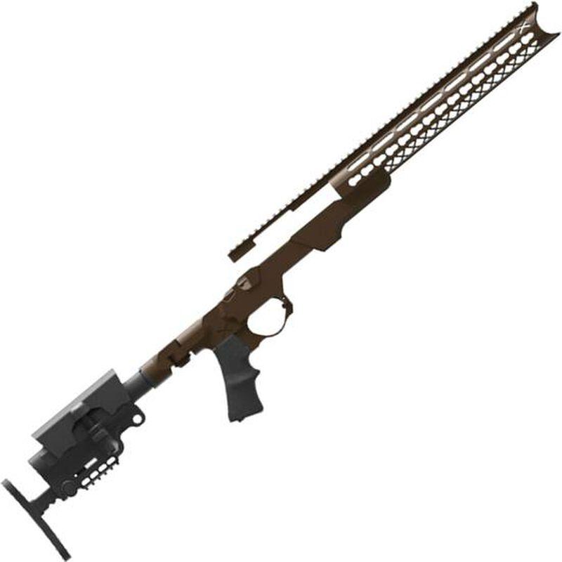AB Arms MOD X Modular Rifle System for Remington 700 Side Folder Flat Dark Earth