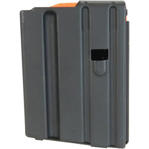Franklin Armory DFM AR-15 Magazine 6.5 Grendel 10 Rounds Restrictive State Complaint Steel Black
